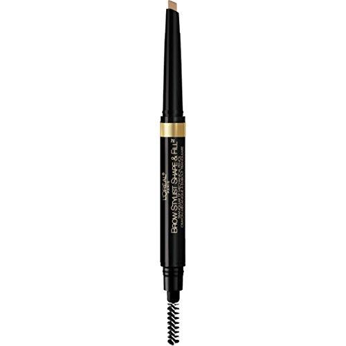 L'Oreal Paris - L'Oréal Paris Brow Stylist Definer Pencil, Dark Brunette, 0.003 oz.
