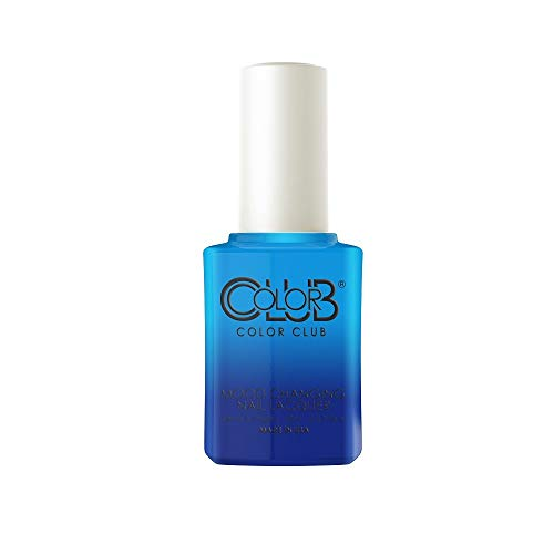 Color Club - Color Club Mood Changing Nail Lacquer - Feelin' Free - 15 mL/0.5 fl oz