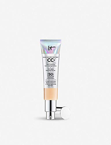 It Cosmetics - IT Cosmetics Your Skin But Better CC+ Cream with SPF 50+ Light - Full Size 1.08 oz/ 32 mL