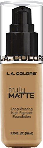 L. A. Colors - Truly Matte Foundation