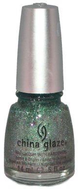 China Glaze - China Glaze Prismatic Chroma Glitters Collection Optical Illusion