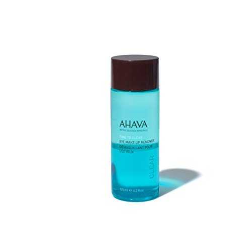 Ahava - AHAVA Eye Make-up Remover, 4.2 oz