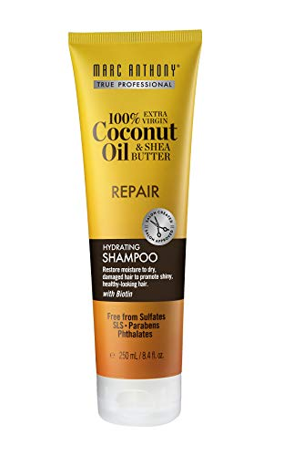 Marc Anthony - Marc Anthony Coconut Oil Shampoo 8.4 Ounce Tube(No Sulfate) (248ml)