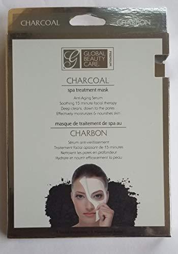 Global Beauty Care - Charcoal Spa Treatment Mask