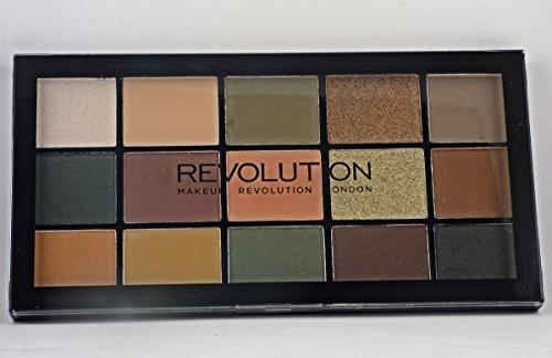 Makeup Revolution - Eyeshadow Palette, Reloaded Division
