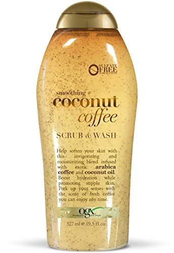 Ogx - Coconut Coffee Body Wash