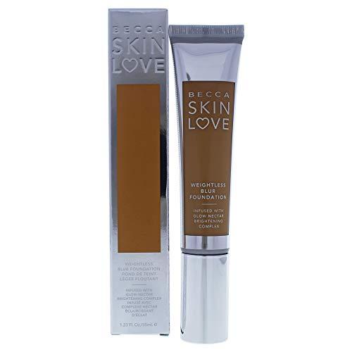 Becca - Becca Skin Love Weightless Blur Foundation, Olive, 1.23 Ounce