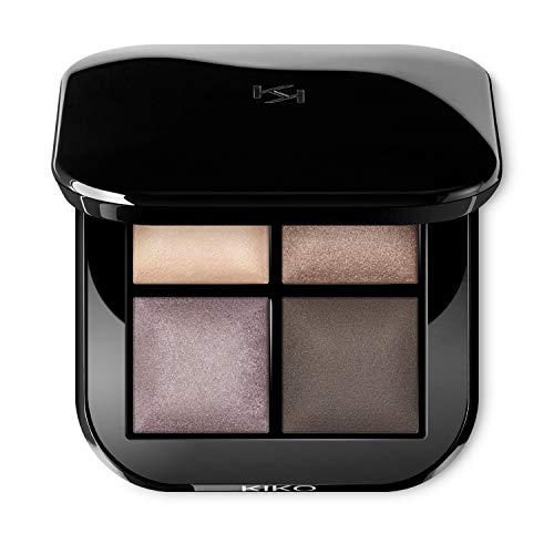 KIKO - KIKO MILANO - Bright Quartet Baked Eyeshadow Palette 03 Palette with four baked eyeshadows for wet and dry use