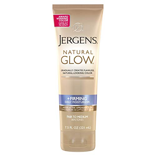 Jergens - Natural Glow +FIRMING Daily Moisturizer for Body