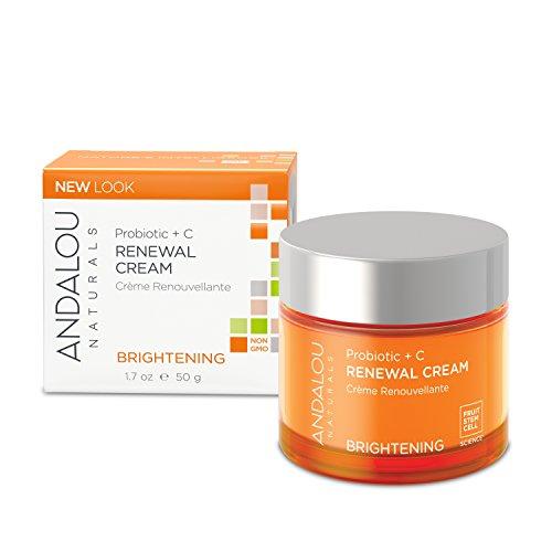 Andalou Naturals - Probiotic + C Renewal Cream