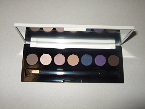 Estee Lauder - Estee Lauder Pure color deluxe 7 color Eyeshadow WILD TRUFFLE designed by Lisa Perry