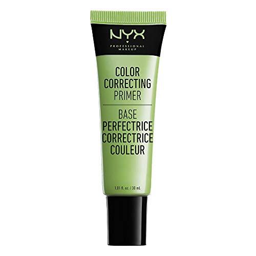 NYX - NYX Nyx cosmetics color correcting liquid primer green