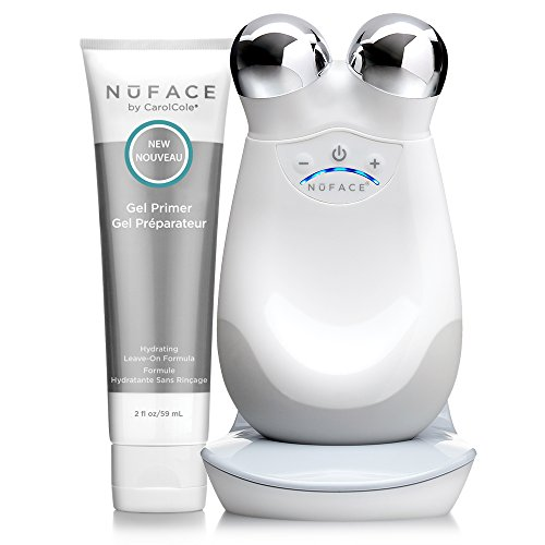 Nuface - NuFACE Trinity Facial Trainer Kit | Wrinkle Reducer | Device Only | FDA Cleared At Home System