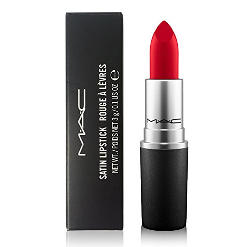 MAC - Lipstick Satin Lipstick, Red
