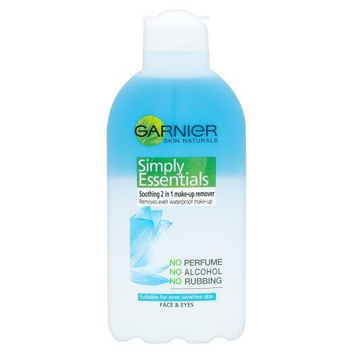 Garnier - Skin Naturals Simply Essentials 2 in 1 Make-up Remover