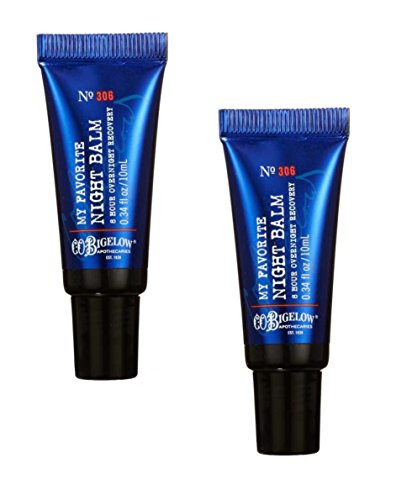 C.O. Bigelow - C.O. Bigelow 2 Pack My Favorite Night Balm Lip Treatment. 0.34 Oz