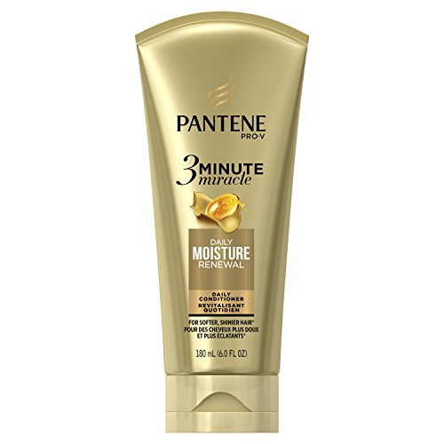 Pantene - Pantene Pro-V 3 Minute Miracle Moisture Renewal Deep Conditioner, 6 Ounce (3-Pack)