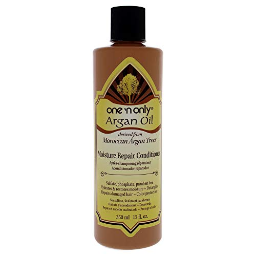One 'N Only - One N' Only Argan Oil Moisture Repair Conditioner, 12 Ounce