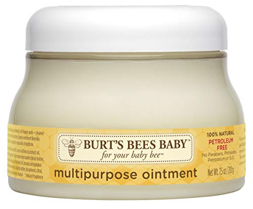 Burt'S Bees Baby - Burt's Bees Baby 100% Natural Multipurpose Ointment, Face & Body Baby Ointment – 7.5 Ounce Tub