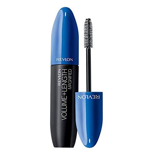 Revlon - Revlon Volume + Length Magnified Mascara, Blackest Black, 0.28 Ounce (8.5 ml)