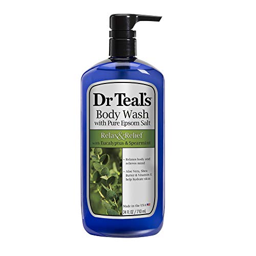 Dr Teal'S - Ultra Moisturizing Body Wash Relax and Relief with Eucalyptus Spearmint