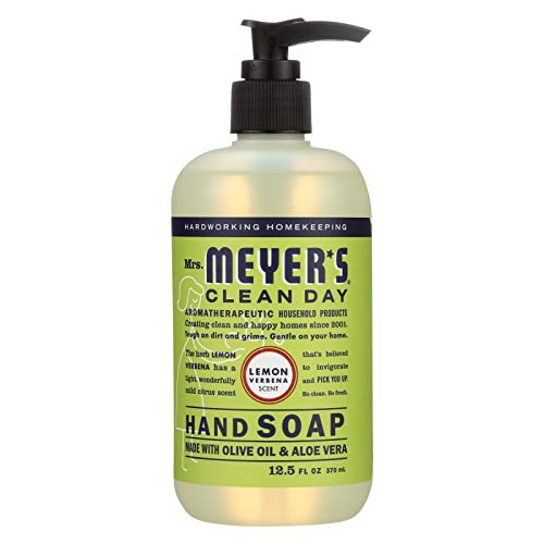 Mrs. Meyer's Clean Day - Mrs. Meyer'S Hand Soap Liq Lmn Verbena 12.5 Fz