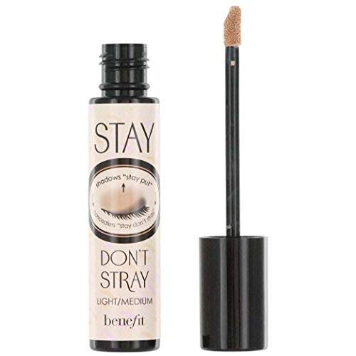 Benefit, Cosmetics - Benefit Cosmetics Stay Don't Stray Stay-put Primer for Concealers & Eye Shadows (Light/medium)