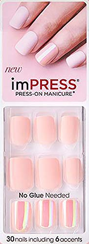 Broadway - Kiss imPRESS SO SO STELLAR Short Length Press-On Nails