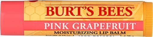 Burt's Bees - Pink Grapefruit, Moisturizing Lip Balm