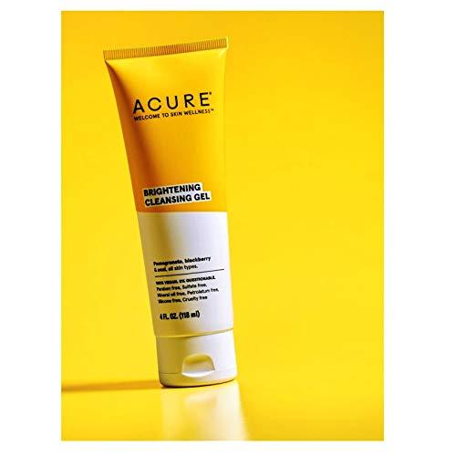 Acure Organics - Acure Organics Facial Cleanser Superfruit Plus Chlorella Growth Factor - 4 oz