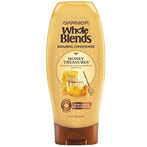 Garnier - Garnier Whole Blends Repairing Conditioner, Honey Treasures,22 oz