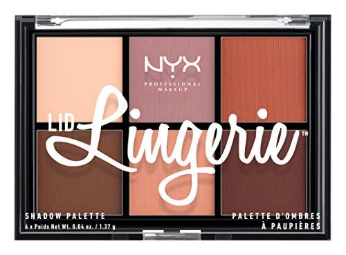NYX - Lid Lingerie Shadow Palette