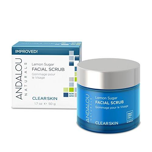 Andalou Naturals - Lemon Sugar Facial Scrub