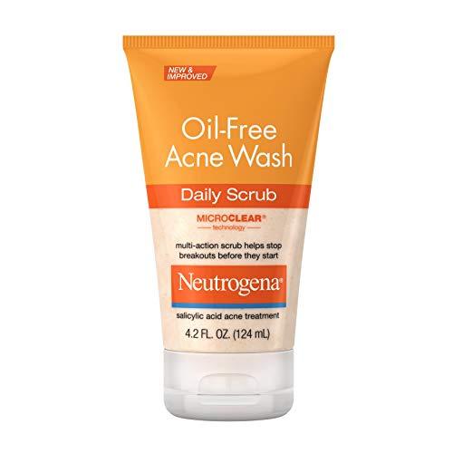 Neutrogena - Oil-Free Acne Wash Daily Scrub with Salicylic Acid