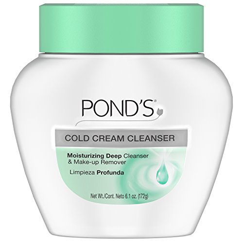 Pond's - Pond's Cold Cream Cleanser 6.1 oz (Pack of 3)