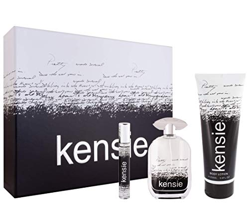 Kensie - Kensie Fragrance for Her Eau De Parfum, 3.4 Fluid Ounce