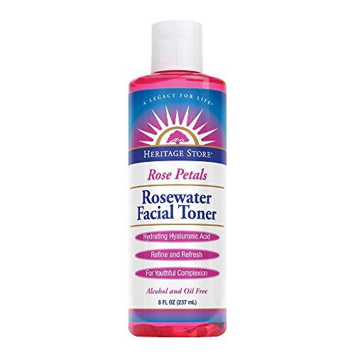 Heritage Store - Rose Petals Rosewater Facial Toner