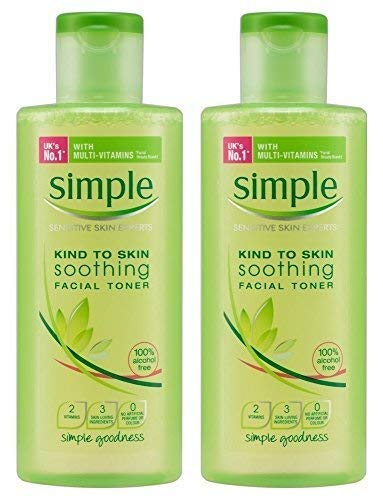 Simple - Kind to Skin Soothing Facial Toner