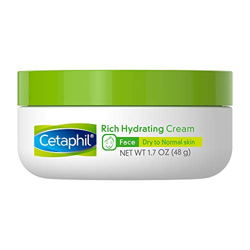 Cetaphil - Rich Hydrating Night Cream with Hyaluronic Acid