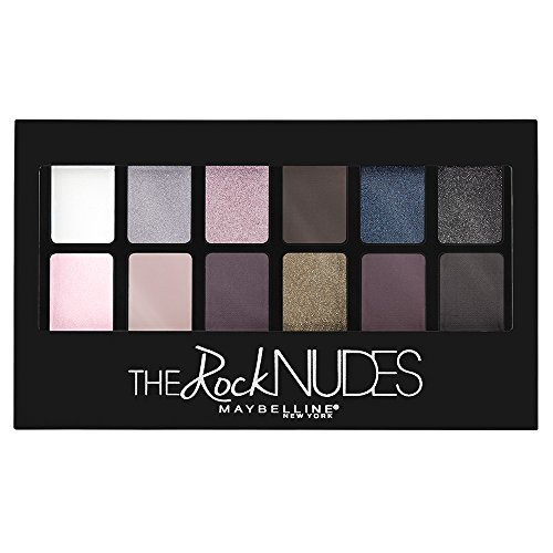 Maybelline - Maybelline New York The Rock Nudes Palette, 0.35 Ounce