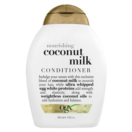 Ogx - Ogx Conditioner Coconut Milk 25.4 Ounce (751ml) (2 Pack)