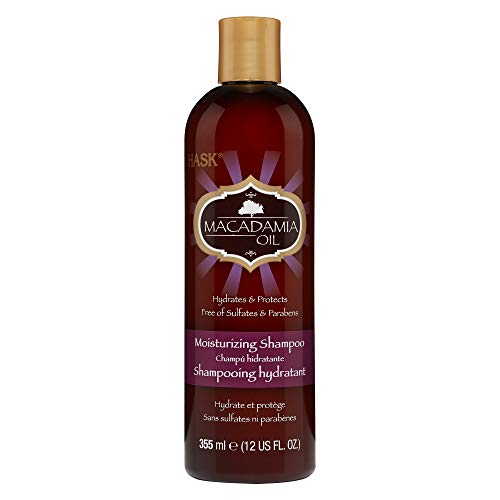 Hask - Macadamia Oil Moisturizing Shampoo