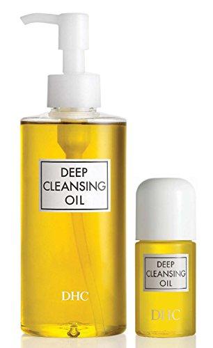 Dhc - DHC Deep Cleansing Oil, 6.7 fl. oz & Deep Cleansing Oil Travel Size, 1 fl. oz.