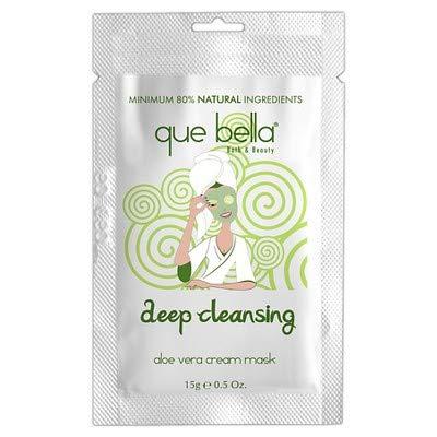 Que Bella - Que Bella Deep Cleansing Aloe Vera Face Mask
