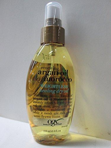 Ogx - Ogx Moroccan Argan Oil Weightless Dry Oil 4oz (6 Pack)