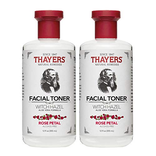 Thayers - Thayers Rose Petal Witch Hazel with Aloe Vera - 12 oz.(2 pack)