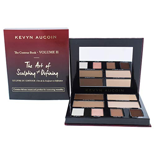 Kevyn Aucoin - The Contour Book The Art of Sculpting + Defining Volume II
