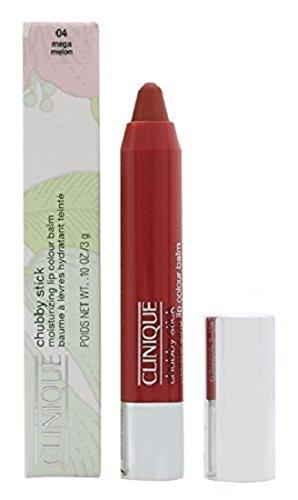 Clinique - Clinique Chubby Stick Moisturizing Lip Colour Balm - Mega Melon 04 Travel Size