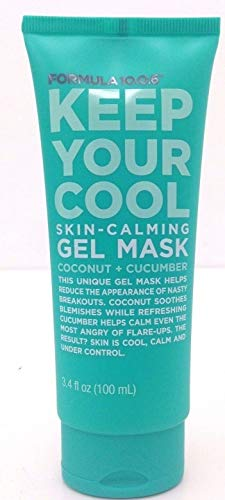 Formula 10.0.6 - Keep Your Cool Skin- Calming Gel Mask