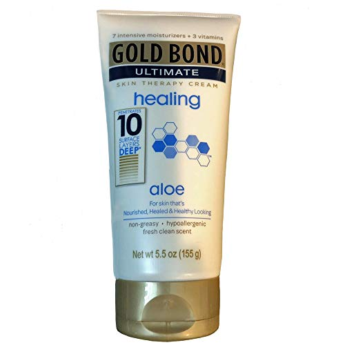 Gold Bond - Gold Bond Ultimate Skin Therapy Lotion, Healing, Aloe, 5.5 oz, (Pack of 2)